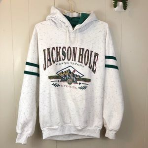 Vintage 1993 Jackson Hole Wyoming Sweatshirt